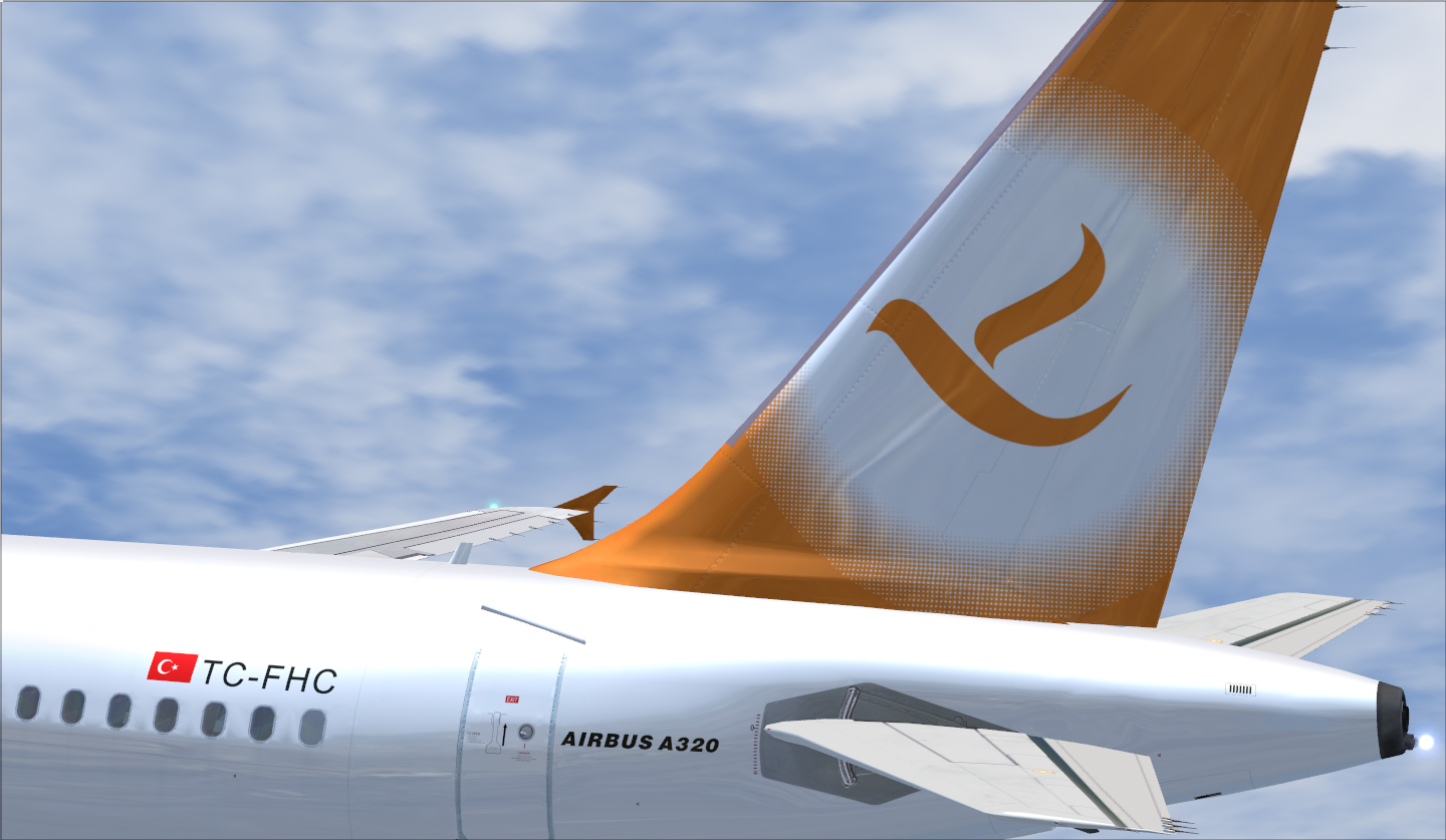 Fslabs A320 Freebird Airlines Paket
