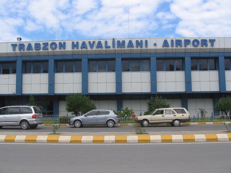 Aeropuerto Trabzon (Trabzon Aeropuerto) .3