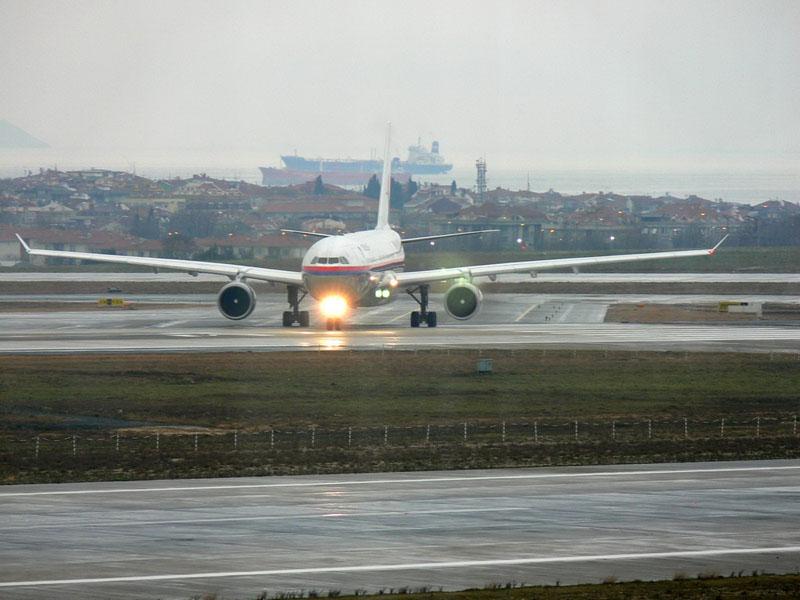 Yeşilköy Havaalanından Kareler Uçak sevenlere ;) P1050541_resize